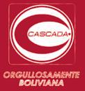 Logo La Cascada orgullosamente boliviana