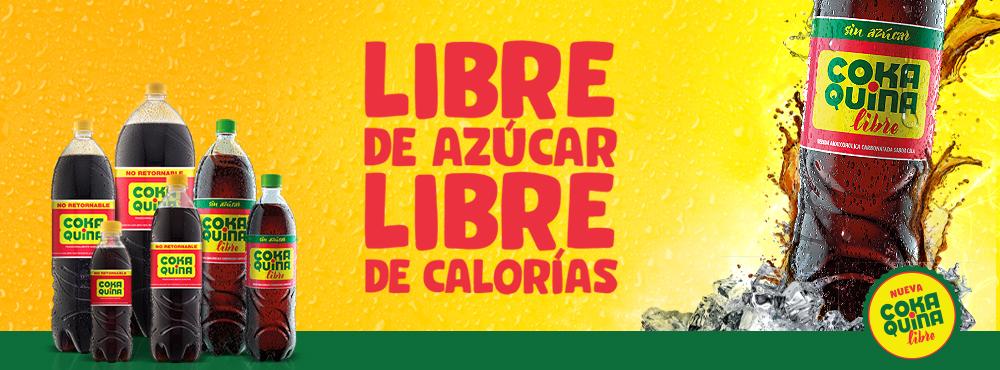 CokaQuina Libre