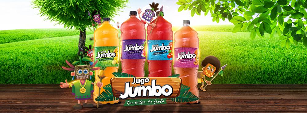 Jumbo 4 sabores