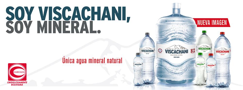 Soy Viscachani, soy natural. Soy para ti.