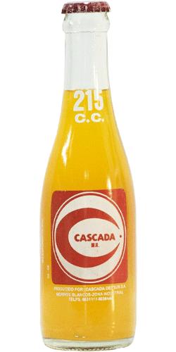 Cascada 215cc Naranja