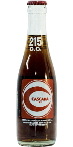 Cascada 215cc Pett Cola