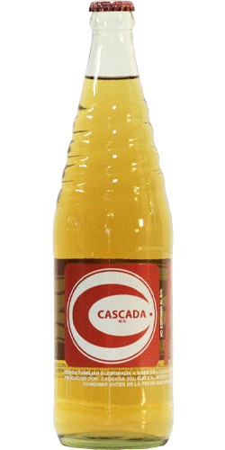 Cascada 620cc Guaraná