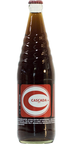 Cascada 620cc Pett Cola