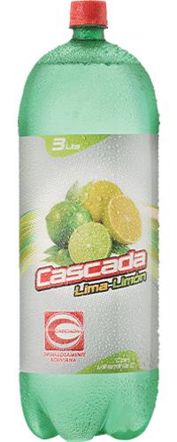 Cascada 3 Lt Lima Limón
