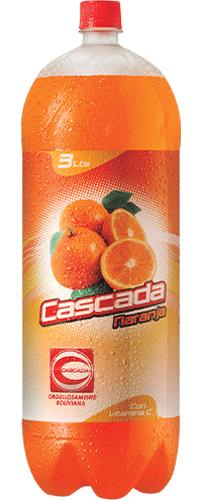 Cascada 3 Lt Naranja