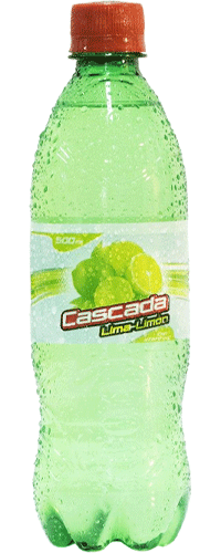 Cascada 500 ml Lima limón