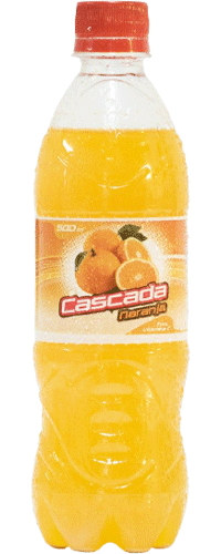 Cascada 500 ml Naranja