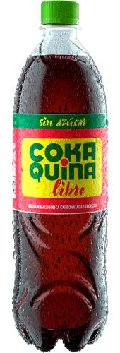 Coka Quina Libre 750 ml