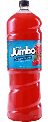 Jumbo 2,5 L Red