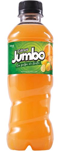 Jumbo 330 cc Citrus