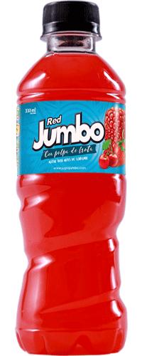 Jumbo 330 cc Red