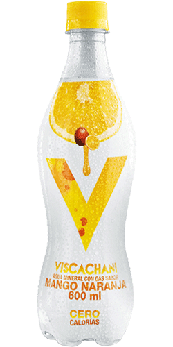 Viscachani Mango-Naranja 600 ml